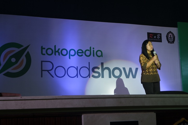 tokopedia roadshow semarang