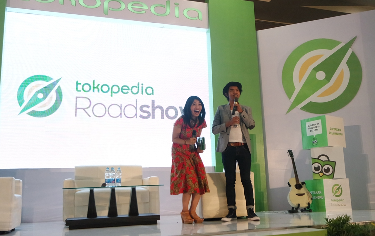 Tokopedia Roadshow Surabaya