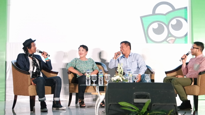 tokopedia roadshow malang 2015