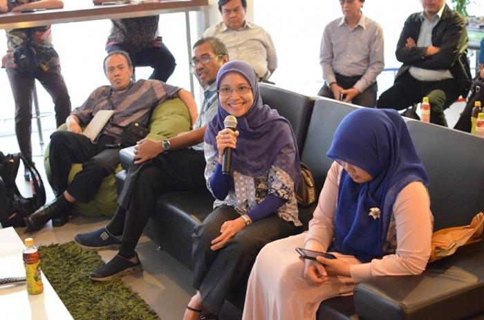 Dosen Universitas Telkom Bandung Kunjungi Kantor Tokopedia