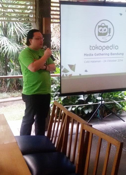 Tokopedia Roadshow - Wow, Sebanyak 100 Seller Ramaikan Temu Toppers Bandung!