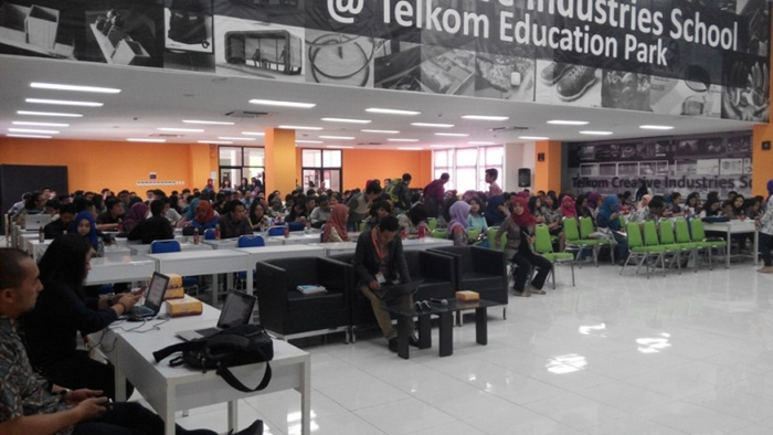 Tokopedia Berbagi Ilmu dengan Para Mahasiswa Telkom University