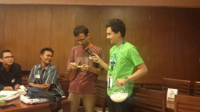 Tokopedia Roadshow: Serunya Kunjungan Tim Tokopedia ke Kota Tangerang