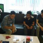 Acara meetup Tech Talk @Tokopedia!