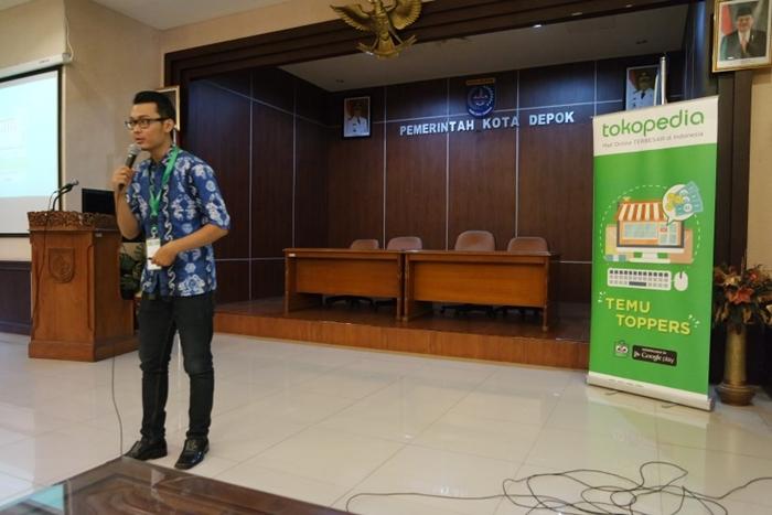 Temu Toppers Depok: Sukses Berjualan Online ala UMKM Depok
