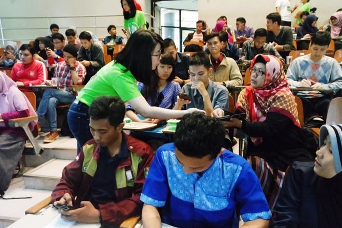 "Tokopedia MeetUp: Semangat Para Pengusaha Kampus untuk ""Go Online"""