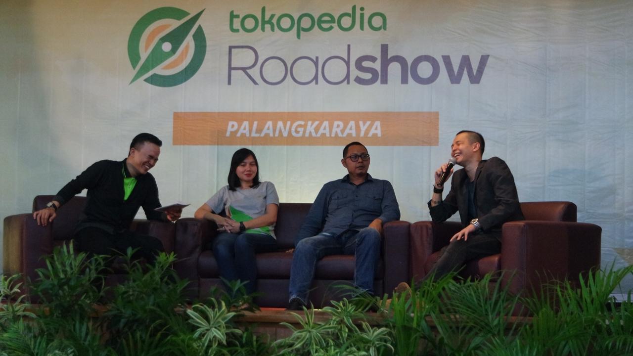 Roadshow Palangkaraya 2016