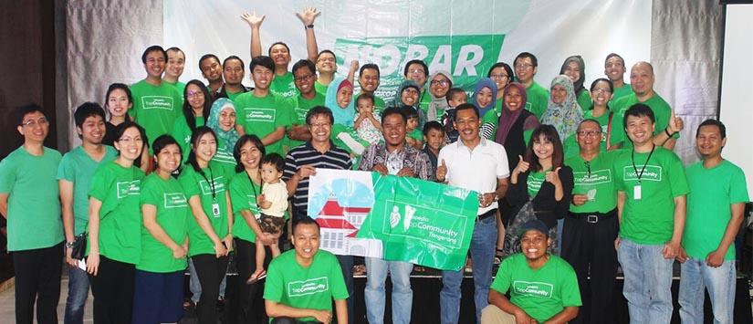 """Super Top Nobar Community """"Tangerang"""": Bersaing Dalam Bisnis? Siapa Takut?"""